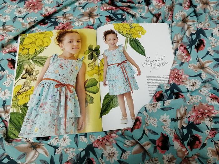 журнал OTTOBRE design® Kids 3/2019 фото