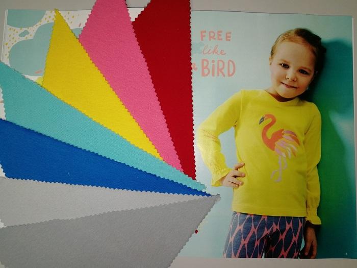 журнале OTTOBRE design® Kids 4/2018 кофта фото