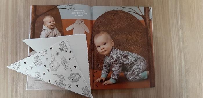 журнал OTTOBRE design® Kids 4/2016 детский комбинезон фото