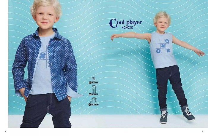 детские брюки OTTOBRE design 6/2015 фото