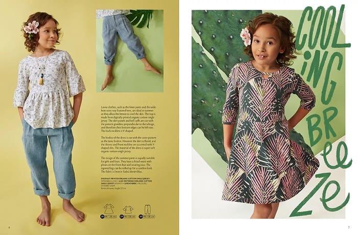 детская одежда по выкройкам оттобре фото