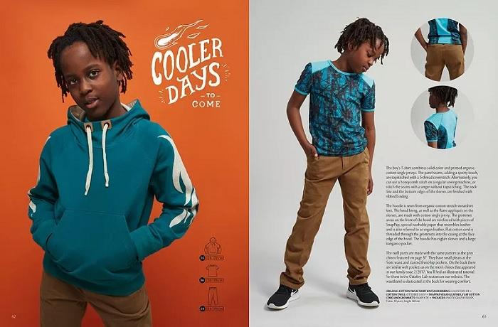 OTTOBRE design® Kids 4/2018