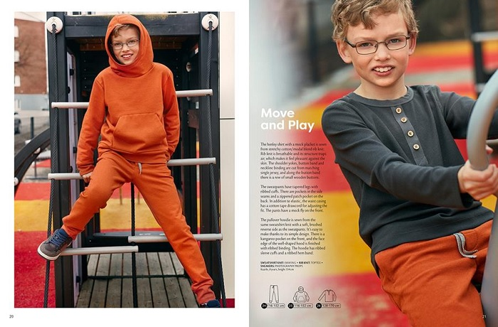 OTTOBRE design® Kids 4/2021